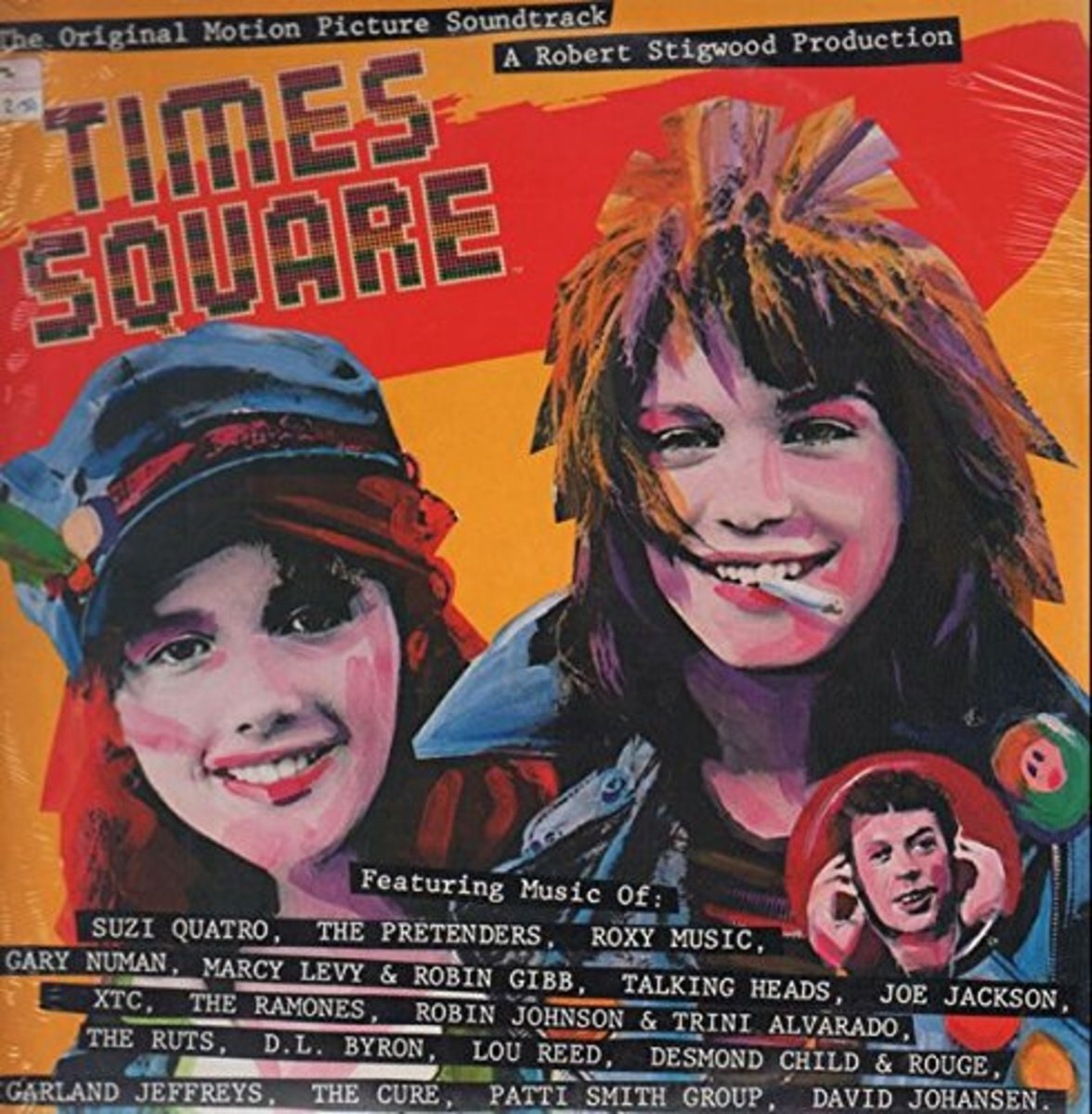 The soundtrack album for Times Square
