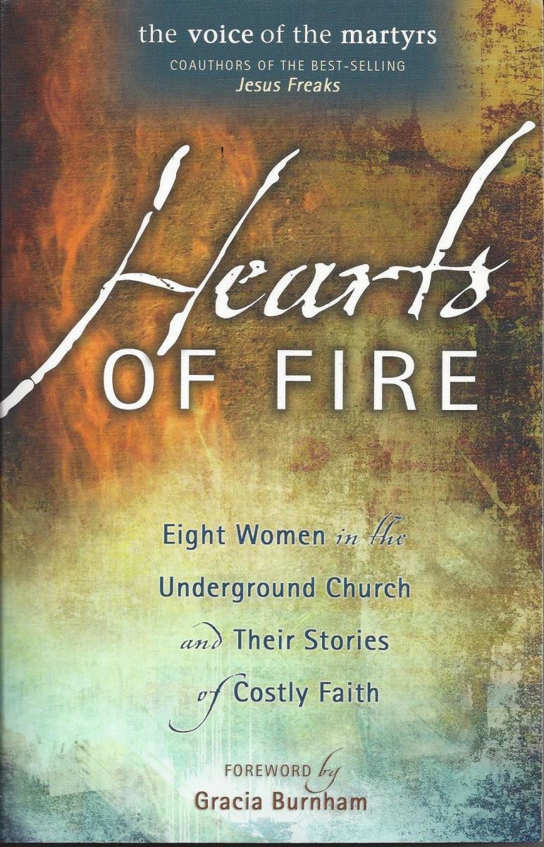 Book Review: 'Hearts of Fire'