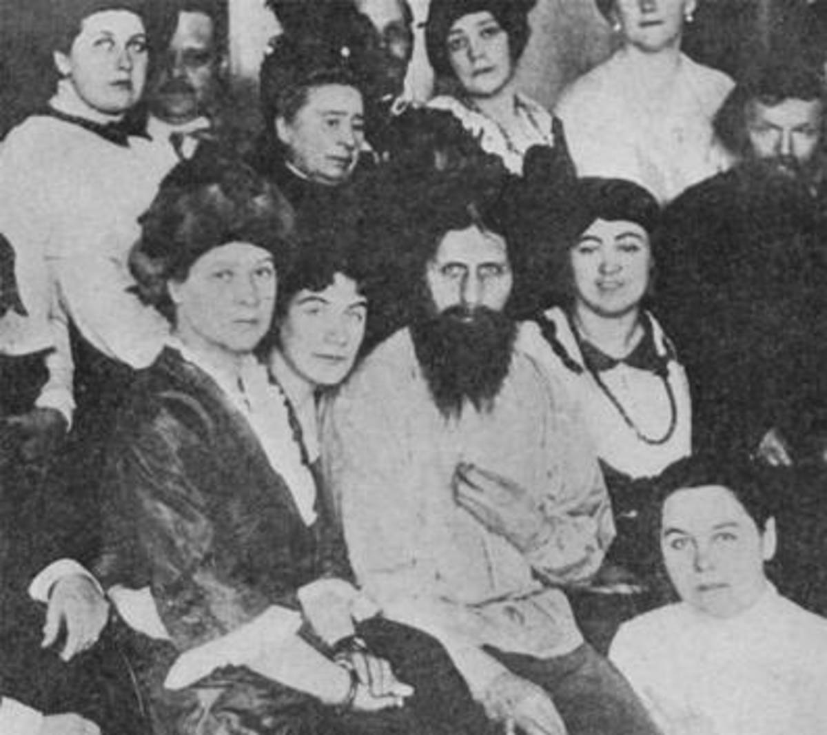 Grigorii Rasputin: The Russian royal family was tricked by a psychopath masquerading as a healer; many people believe he was solely responsible for the downfall of the Romanov Dynasty.