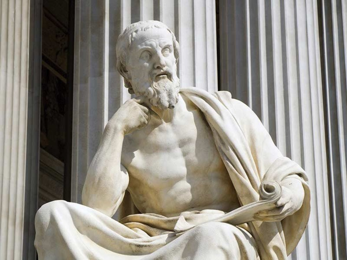 Ancient Historians: How Herodotus, Thucydides and Polybius Transformed How We Look At History Today