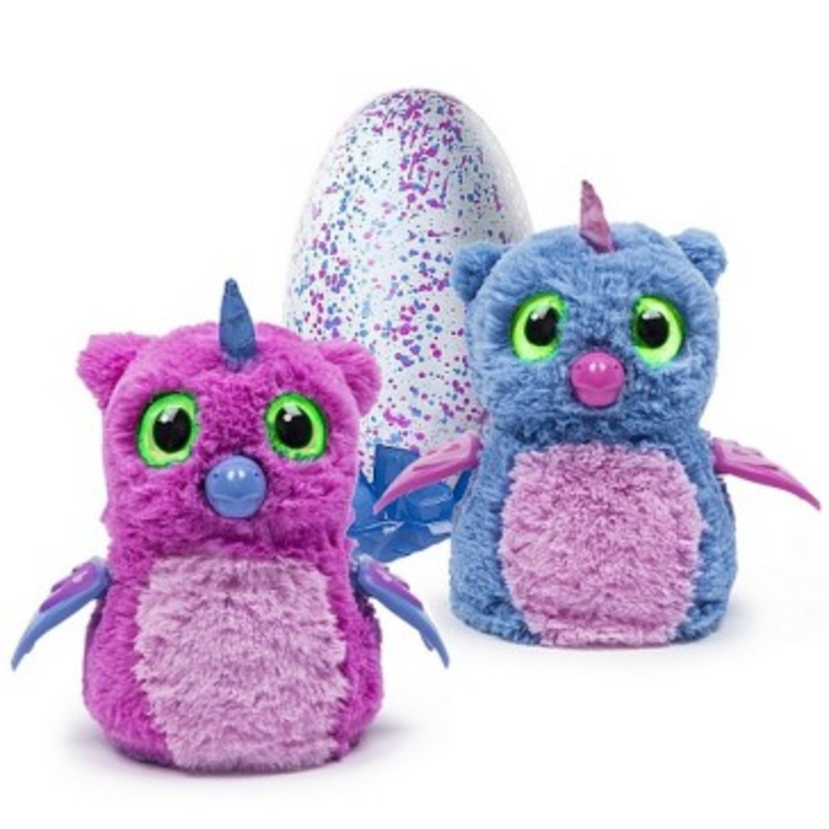An Owlicorn is a cross between an Owl and a Unicorn