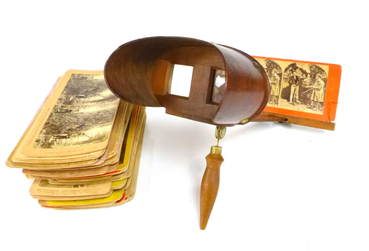 Stereoviews Investments in History Capturing the Golden Era in 3D