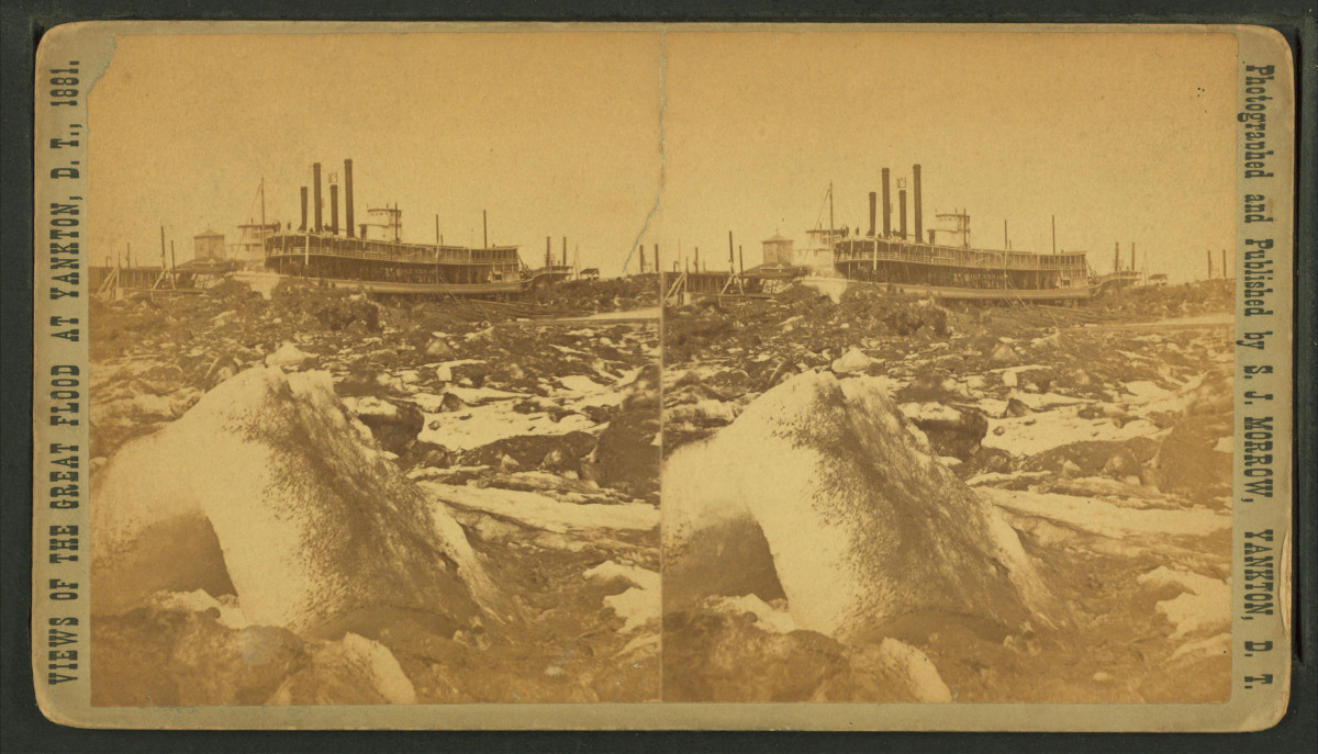 The Great Flood of 1881
