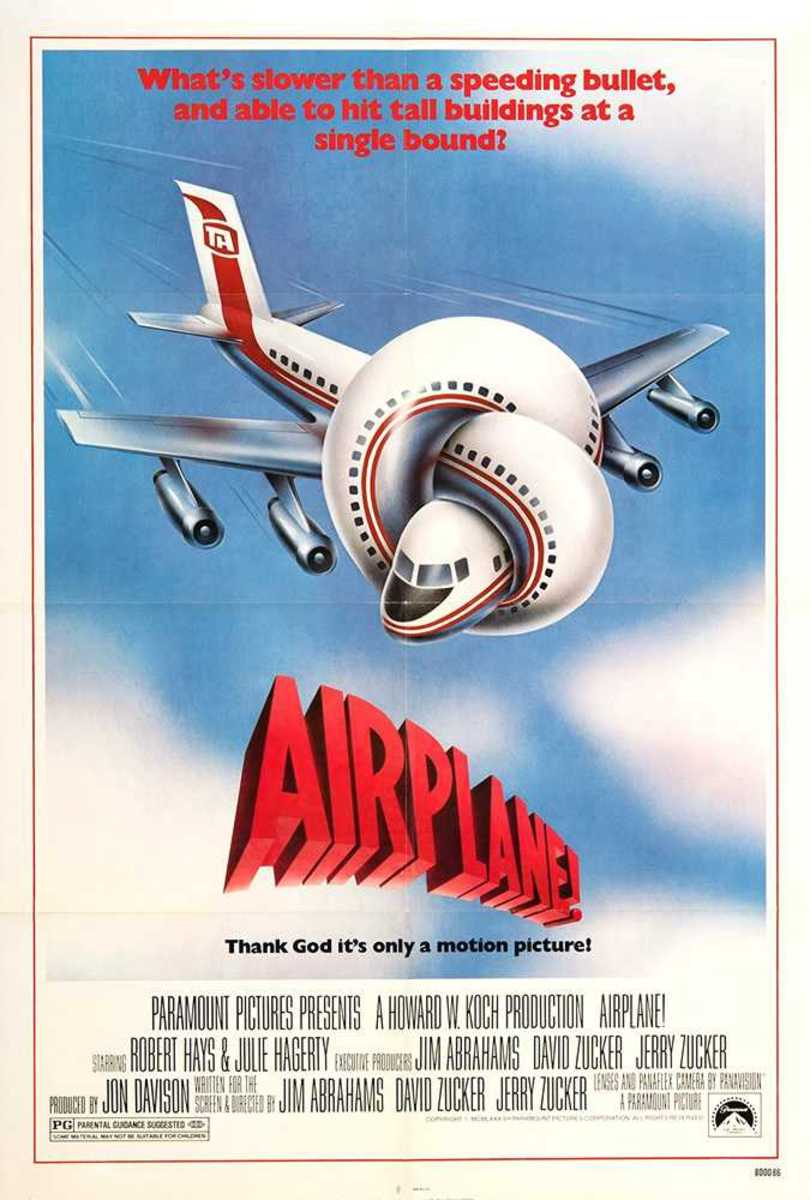 10 Must-Watch Super Hilarious Parody Movies Like 'Airplane!'