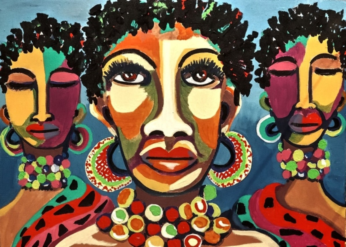 African Americans Celebrate Kwanzaa Principle of Kuumba