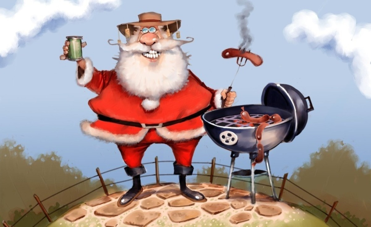 Bid the Old Year Goodbye - Let's Have a Christmas Beer ...