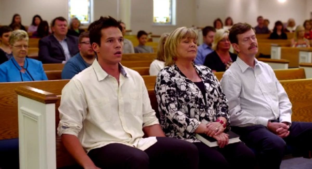Where You Sit in Church Says a Lot About You