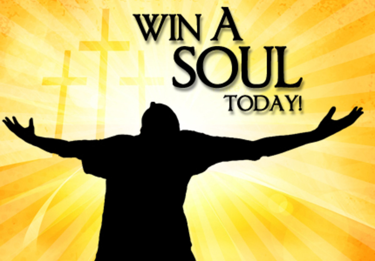 Winning souls for the false messiah Jesus Christ