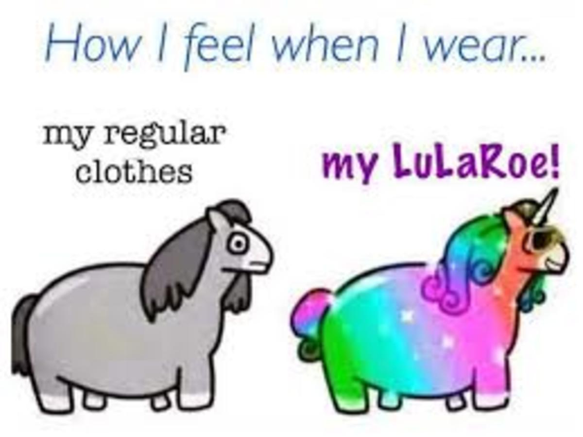 f409cdc6766b How to Find Your LuLaRoe Unicorn - Don't Believe the Hype | HubPages