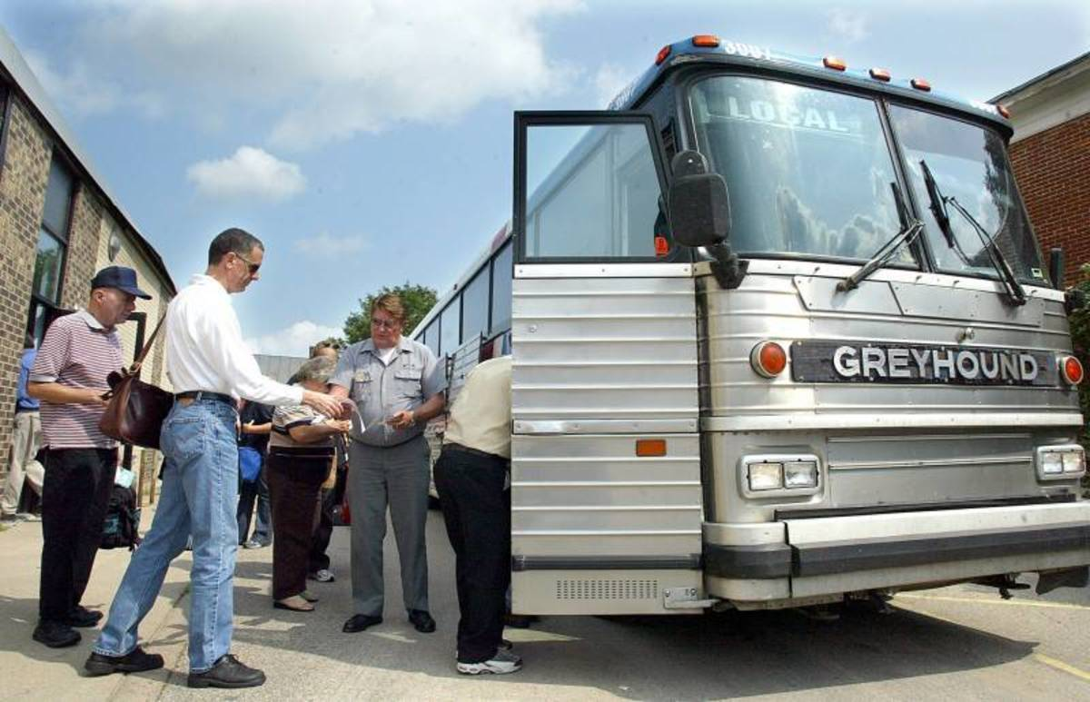 Greyhound bus ticket prices are some of the cheapest around.