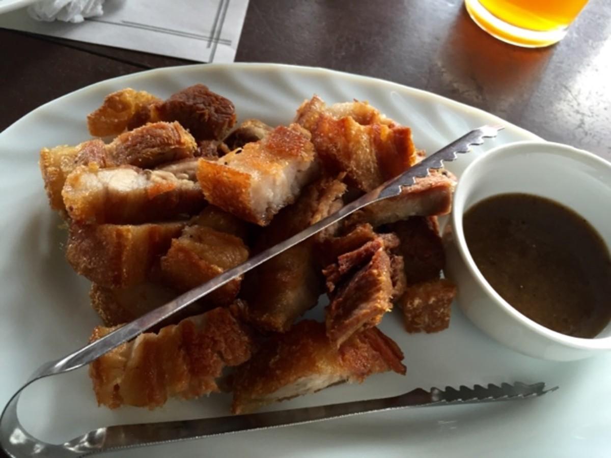 Lechon Kawali by Nanay Sela's Restaurant