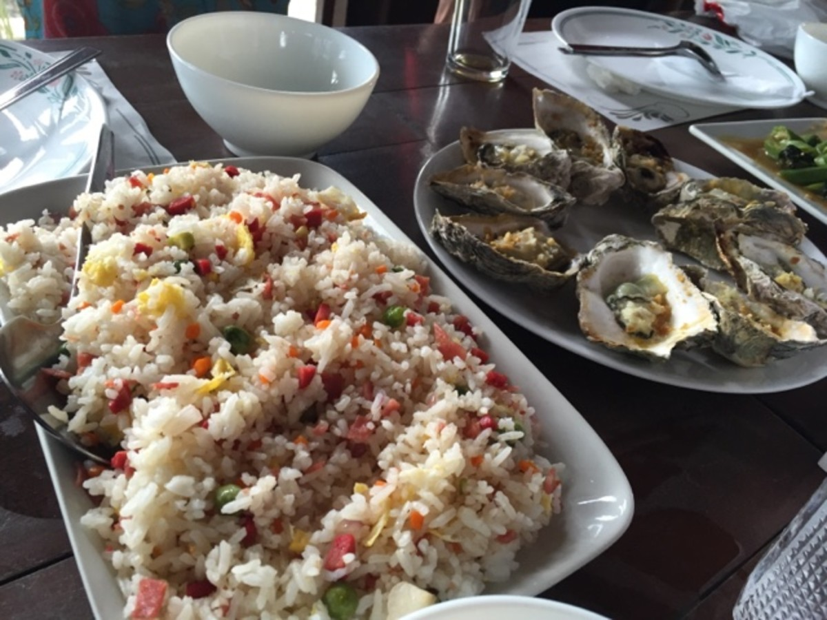 Morisqueta Rice by Nanay Sela's Restaurant