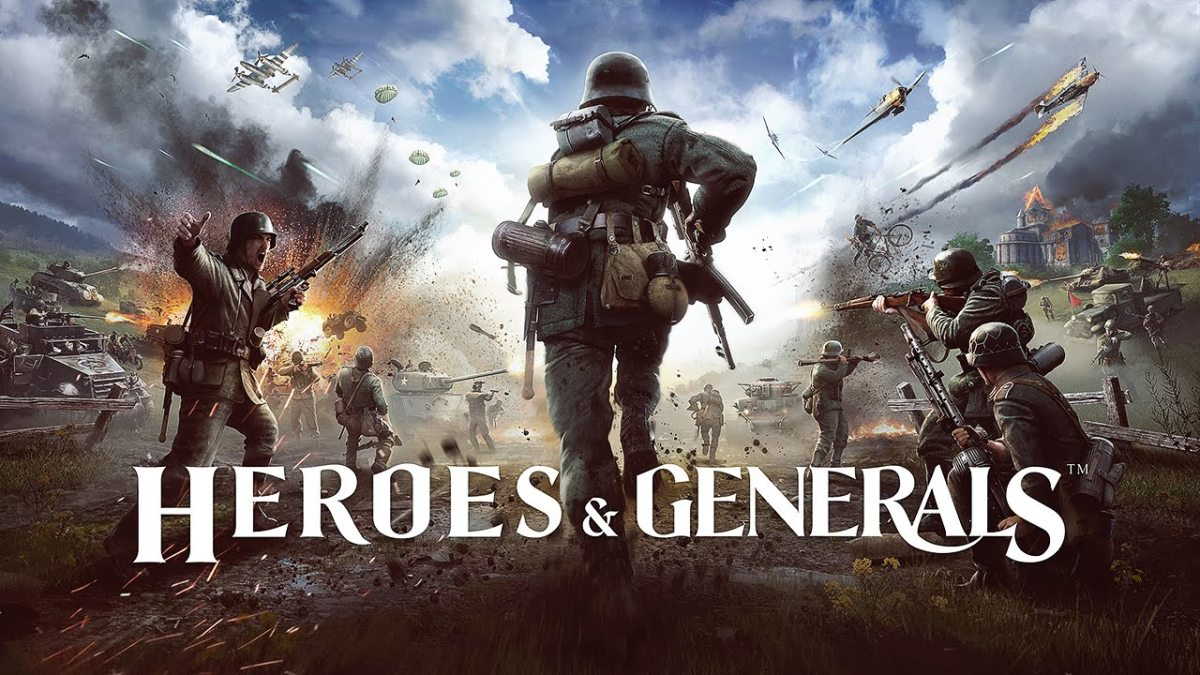Best PC games on Steam; Heroes & Generals