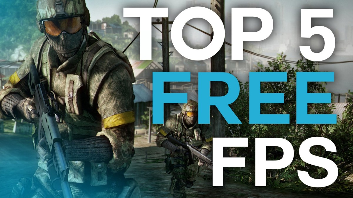 Top 5 FPS Games on Steam
