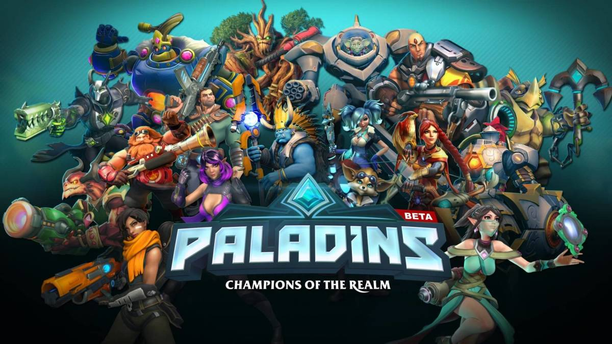Best Free-to-Play FPS on Steam; Paladins