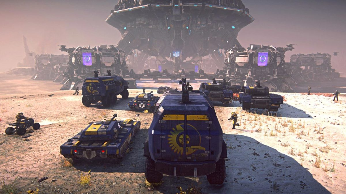 Top FPS games on Steam; Planetside 2
