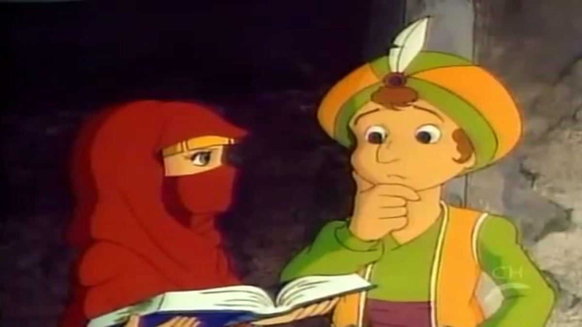 Inspector Gadget-The Episode Called Arabian Nights And Why It Is So Great