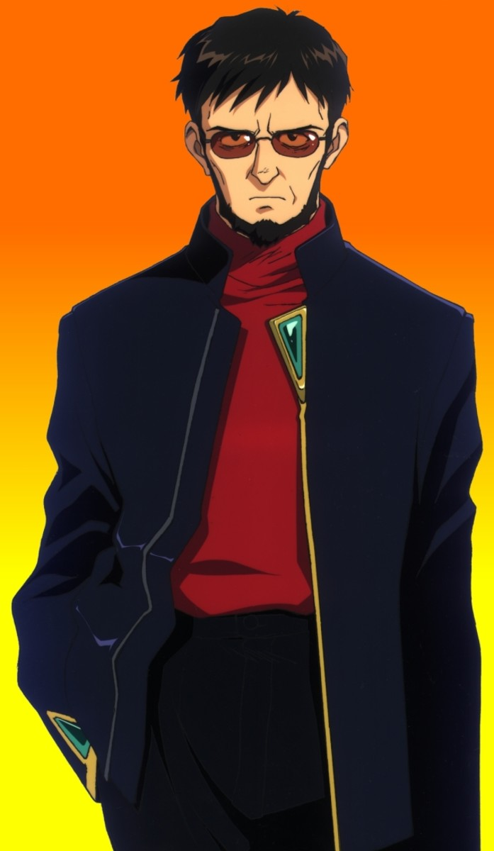 Character Discussion: Gendo Ikari