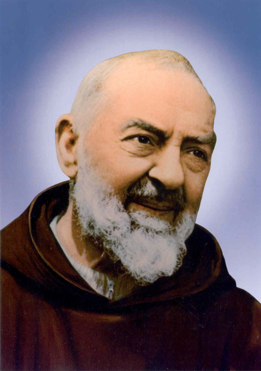 Padre Pio The Miraculous Monk