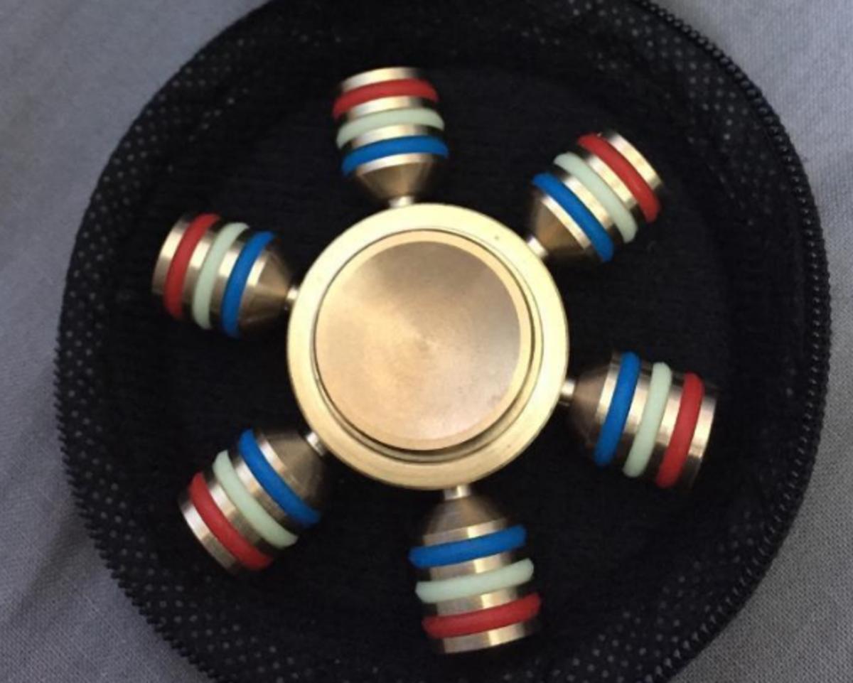 Best Fidget Spinners Under $10