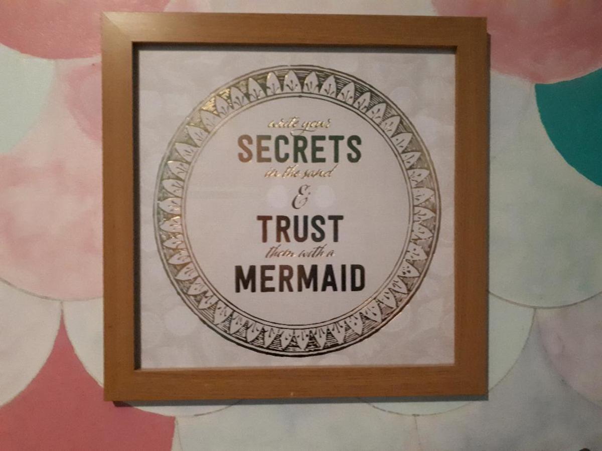 DIY Mermaid Bedroom Decor Ideas