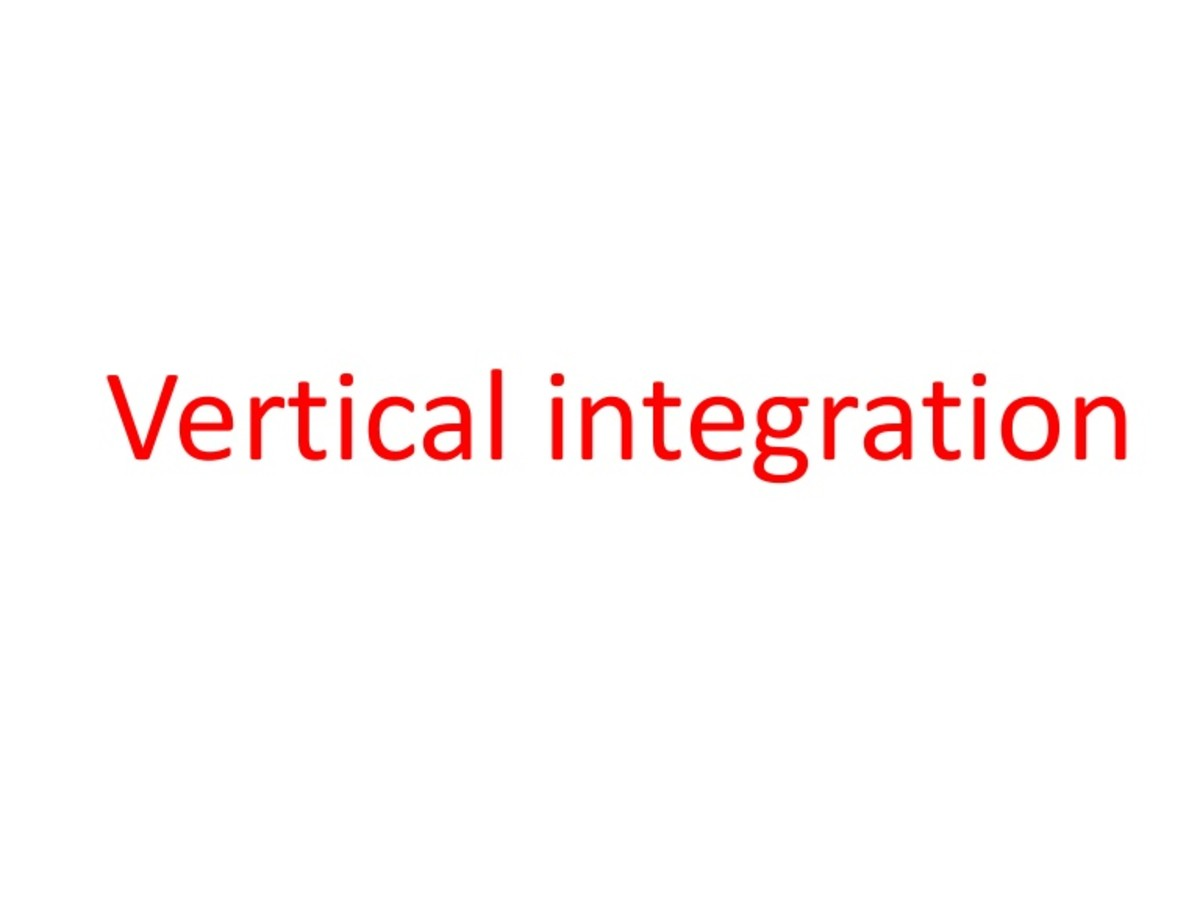 Vertical Integration and Diversification Strategies