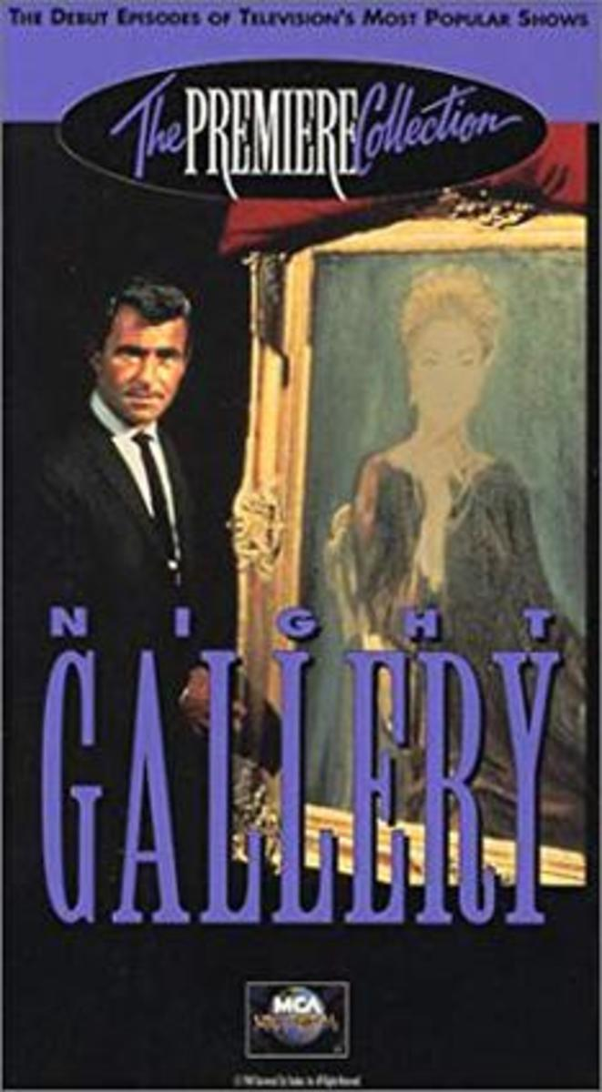 Night Gallery:  Rod Serling's Other Anthology Series