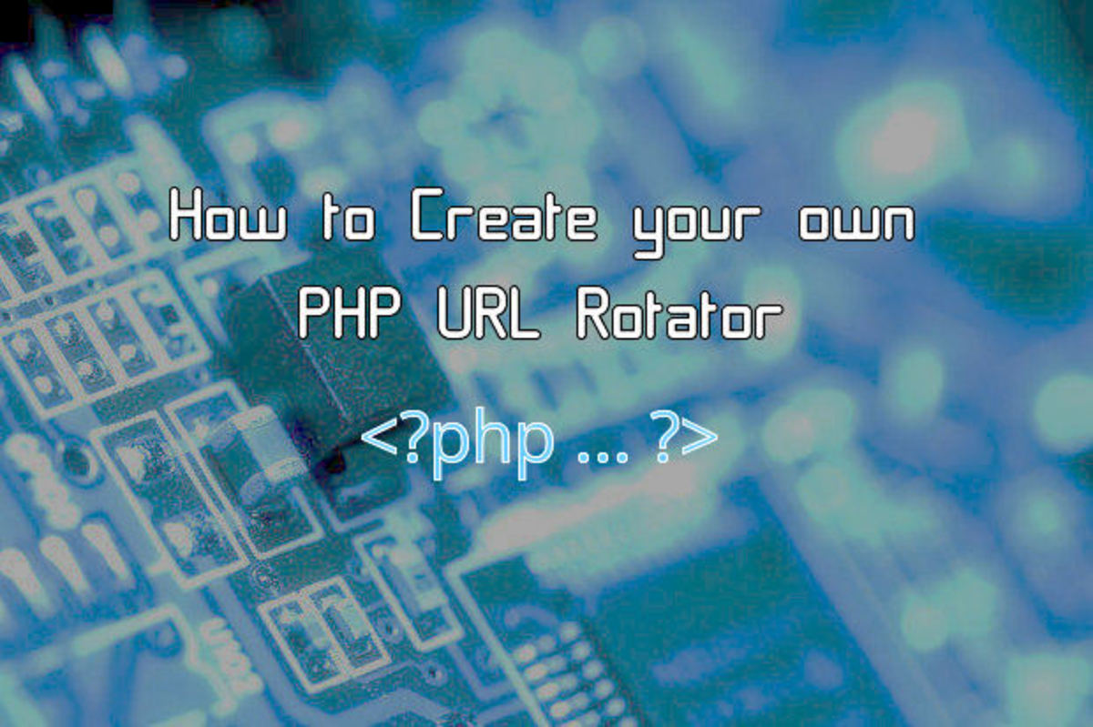 How to Create your Own PHP URL Rotator