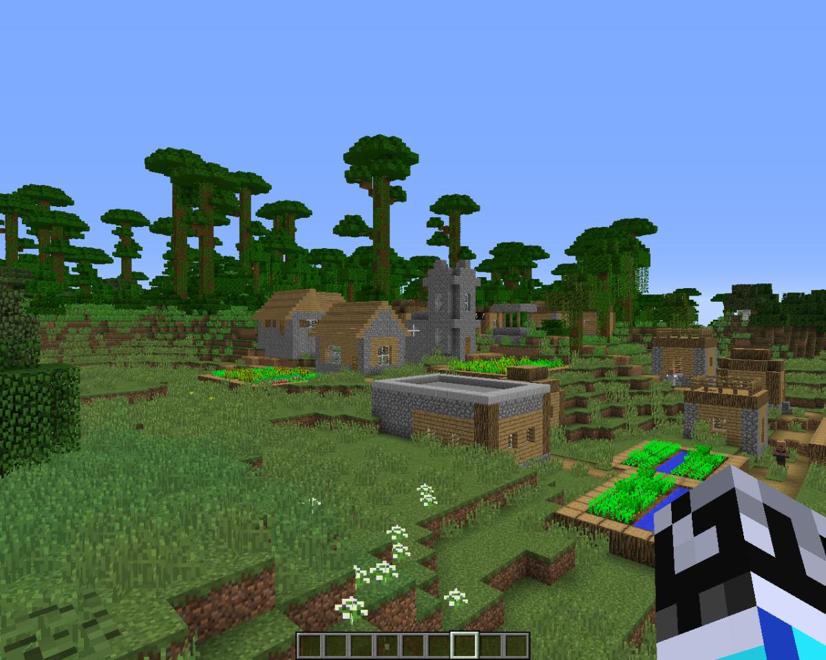 Village 1: 250/80/245