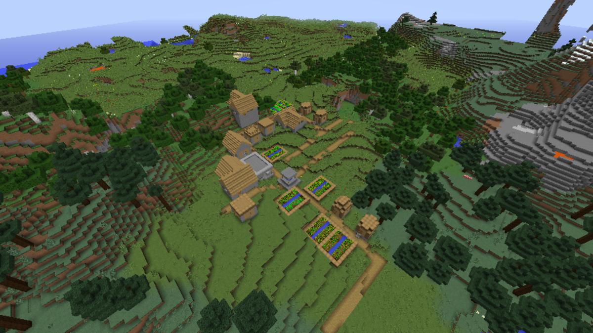 Village 2: 509 / 69 / 180