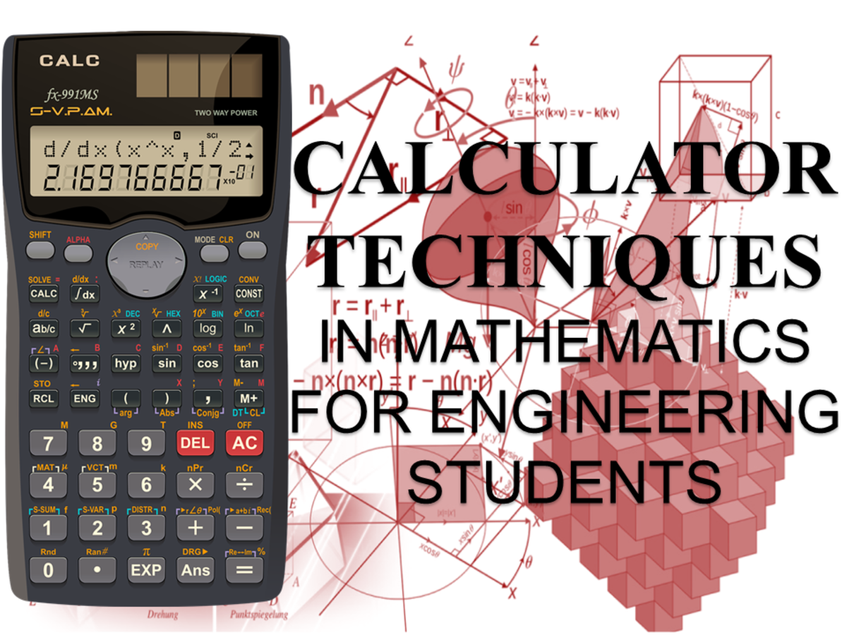 Calculator Techniques for Mathematics Using Casio