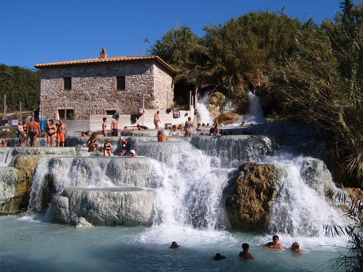 5 Thermal Springs You Can Visit by Car From Rome