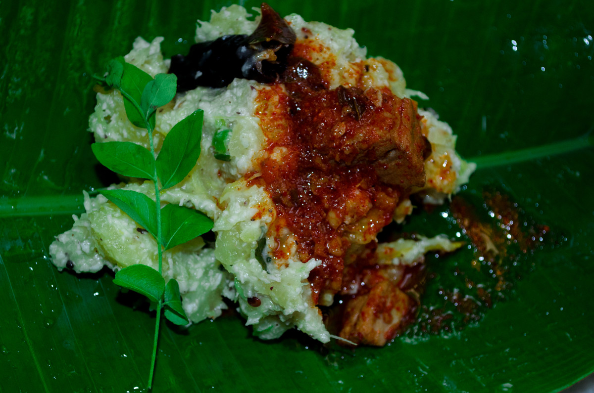 Kappa and Meen Curry Recipe (Kerala Style Tapioca and Fish Curry)