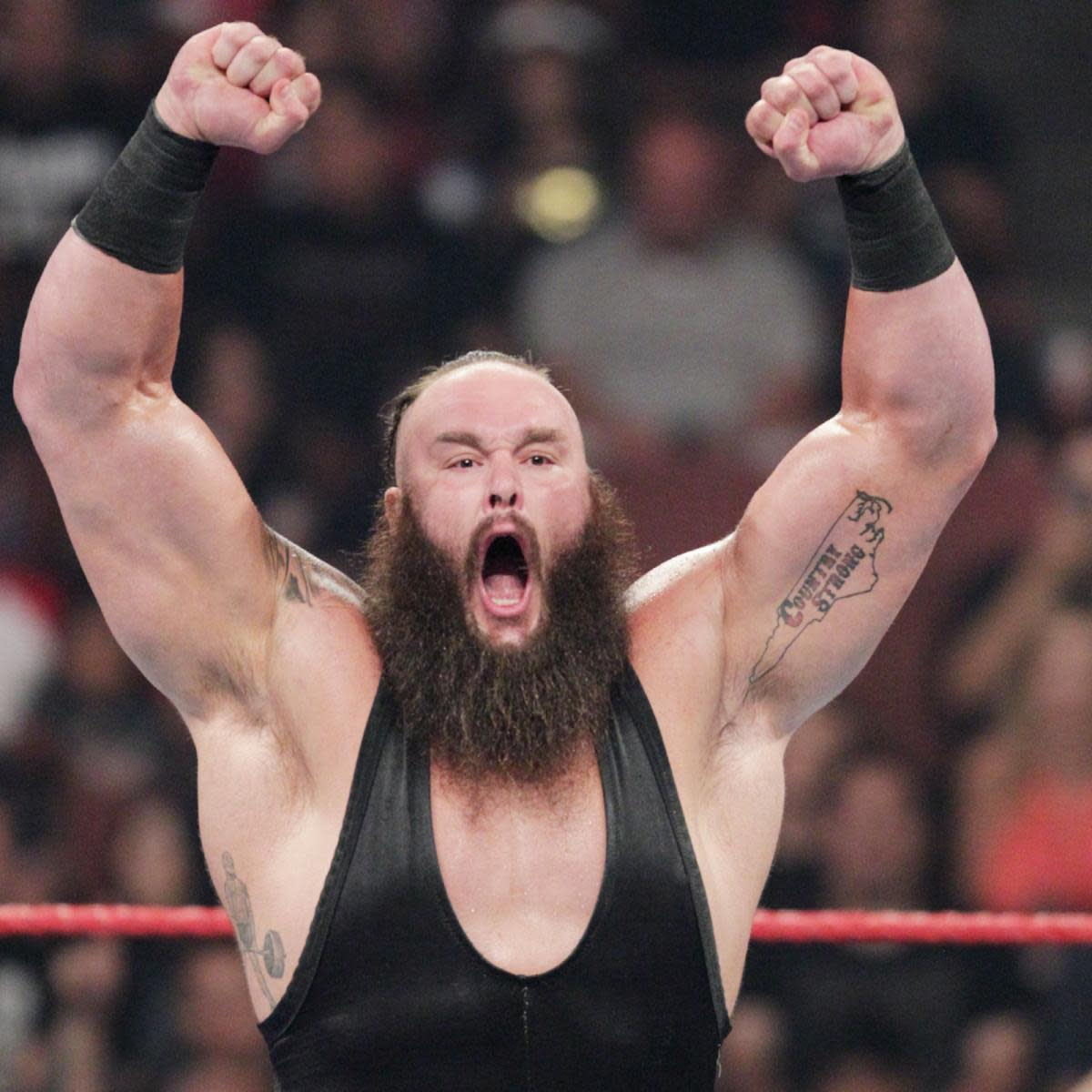 5 Facts About WWE Superstar Braun Strowman
