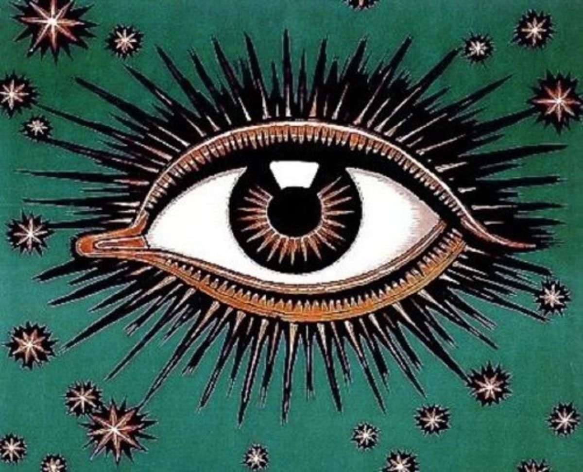 Third Eye & The Divine Lie