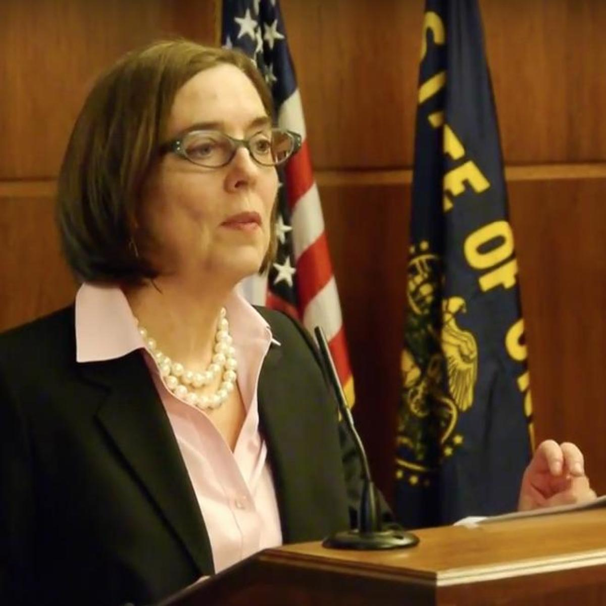 Governor of Oregon, Kate Brown (D)