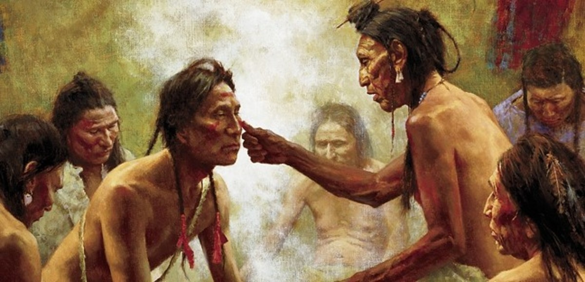 Native Americans used a holistic approach to healing, relying heavily on plants and devising a unique use for each of them.