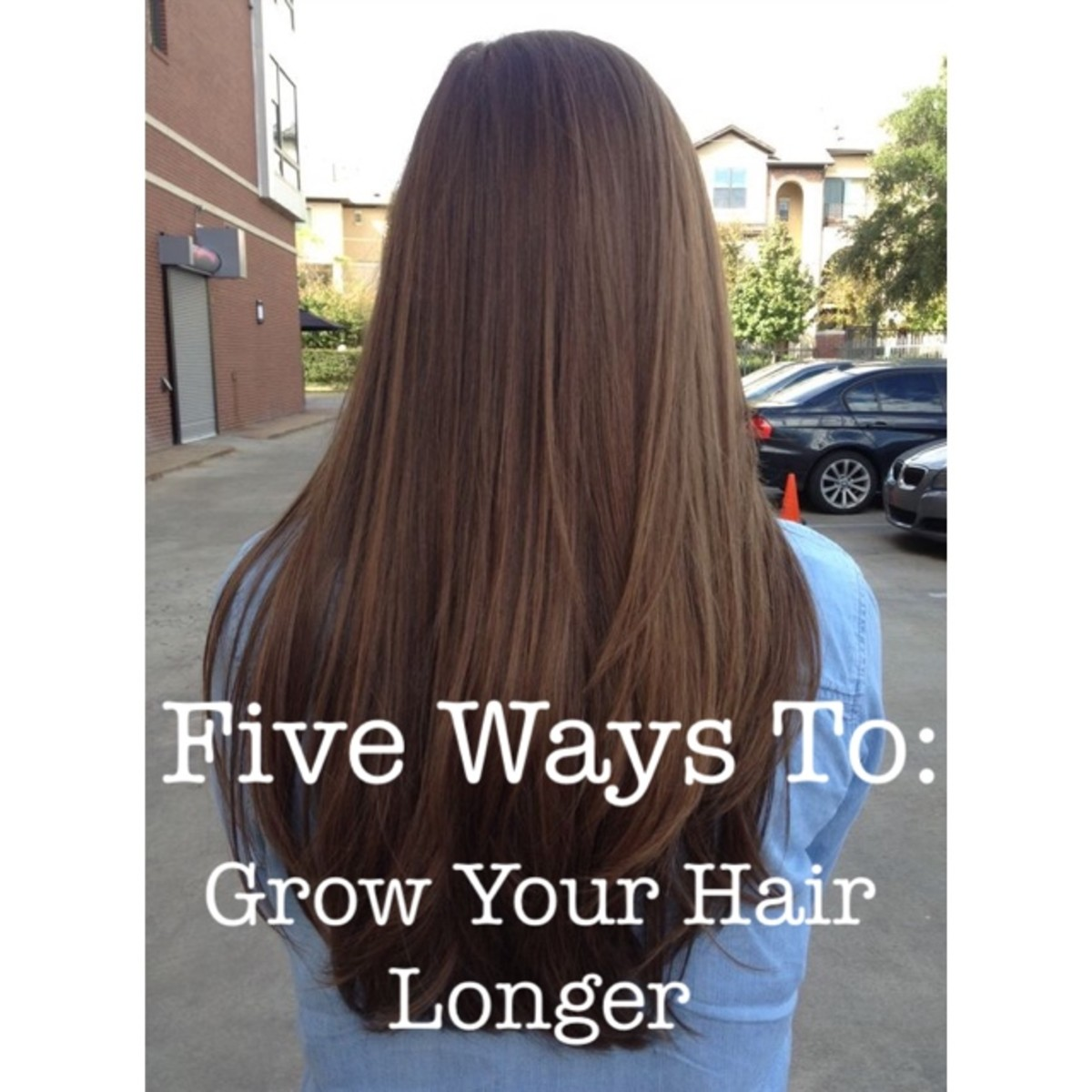 5 Tips to Grow Your Hair Longer
