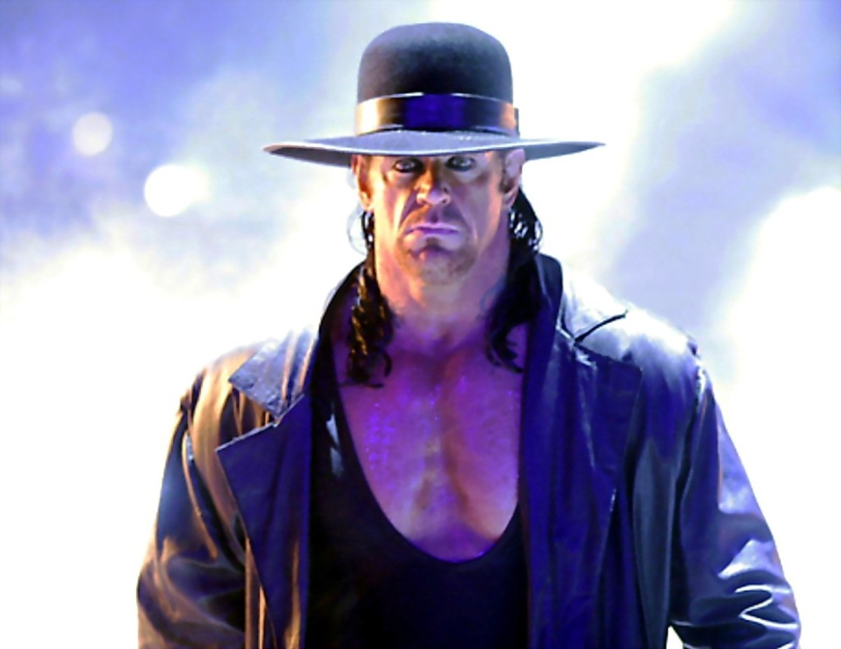 Ten Dream WrestleMania Opponents For The Undertaker
