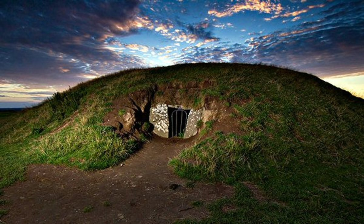 The Hill of Tara