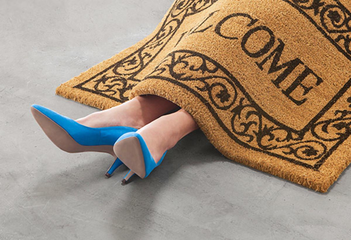 Stop Being a Doormat!