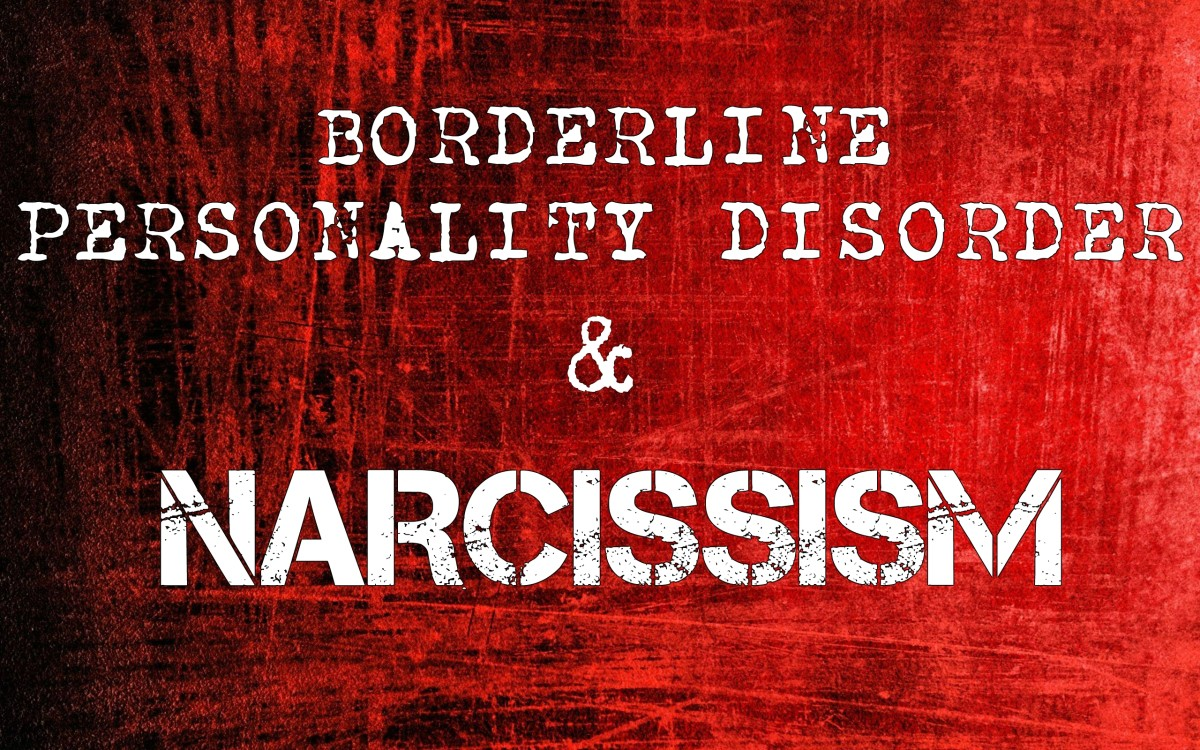 Borderline Personality & Narcissism