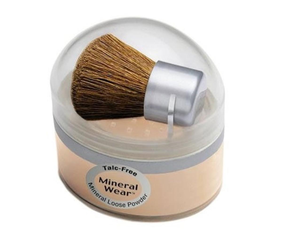 Mineral Wear®Talc-Free Mineral Loose Powder