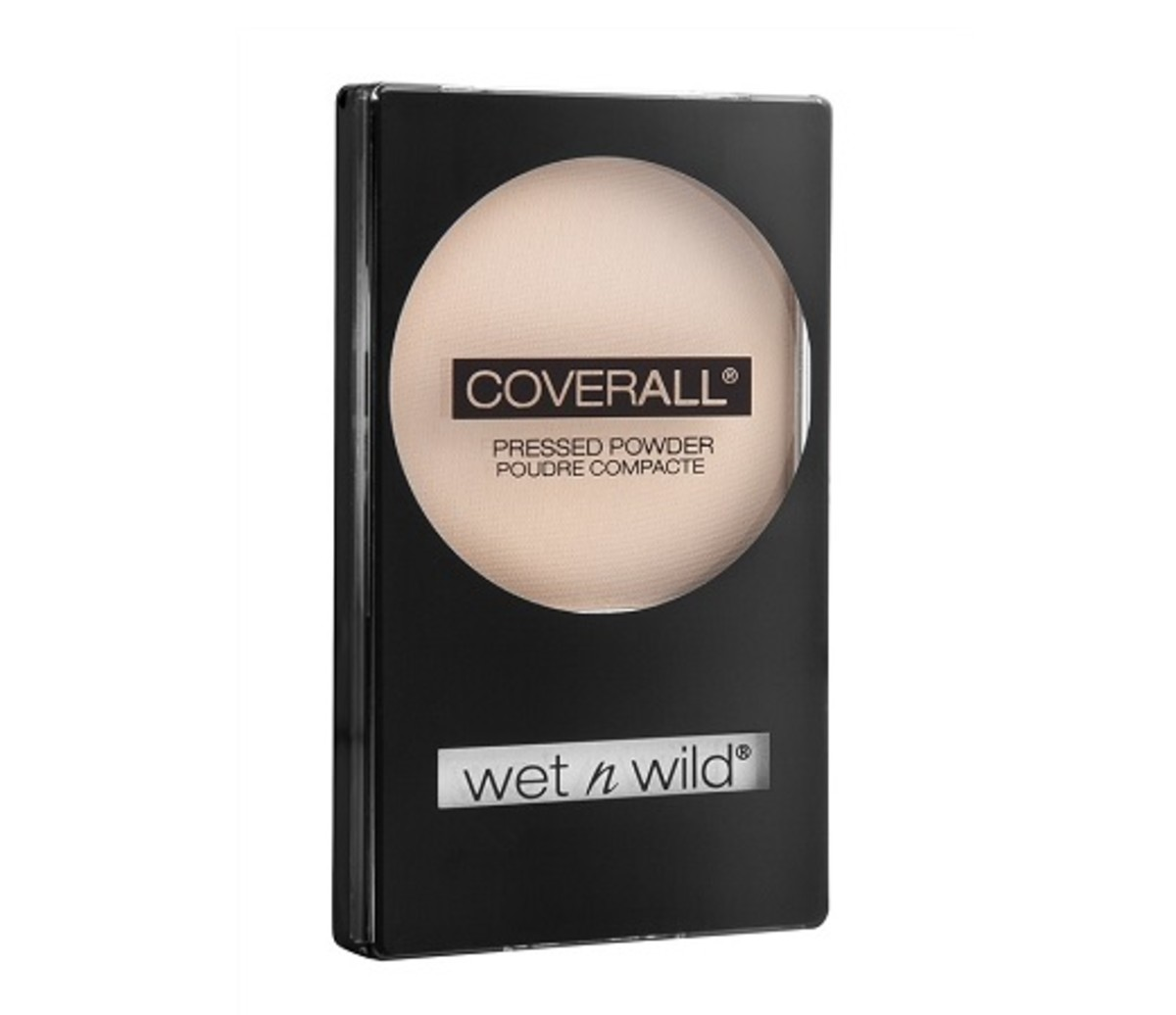 Wet n Wild Cover all Powder plus Foundation