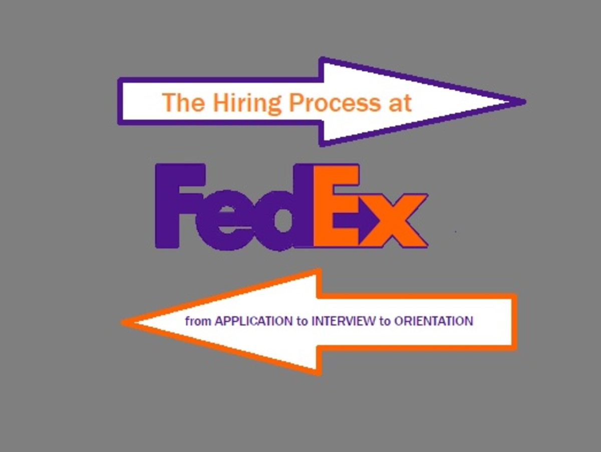 The Hiring Process at FedEx: from Application to Interview to Orientation