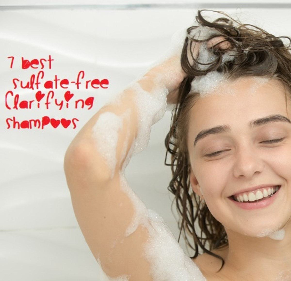 7 Best Sulfate Free, Clarifying Shampoos