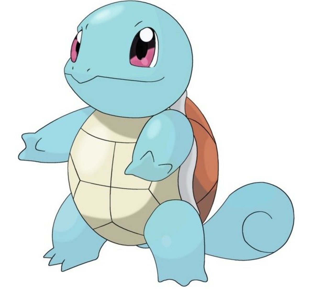 Pokémon: Squirtle Nicknames