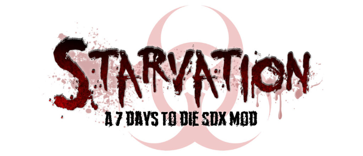 7 Days to Die Starvation MOD Strategy Guide