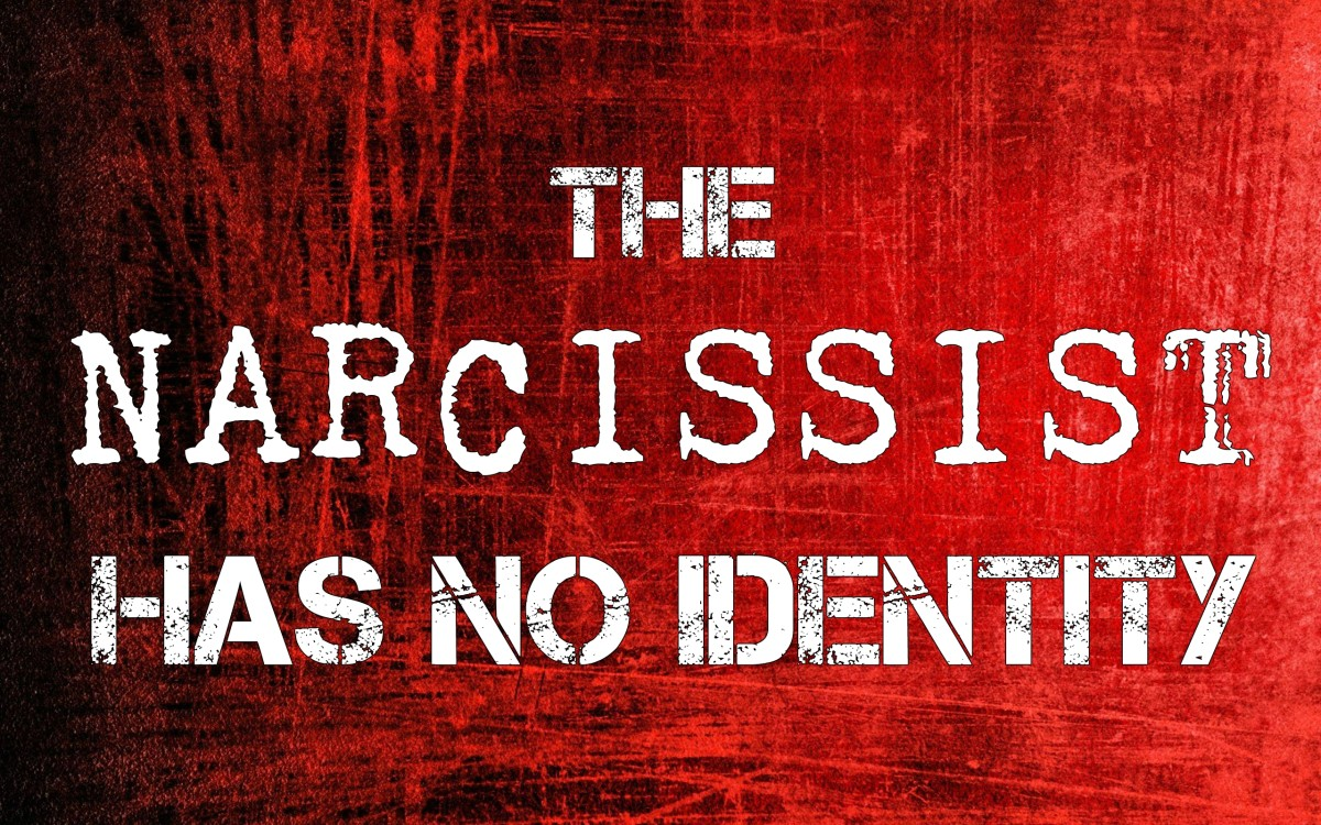 Narcissists Have No Identity