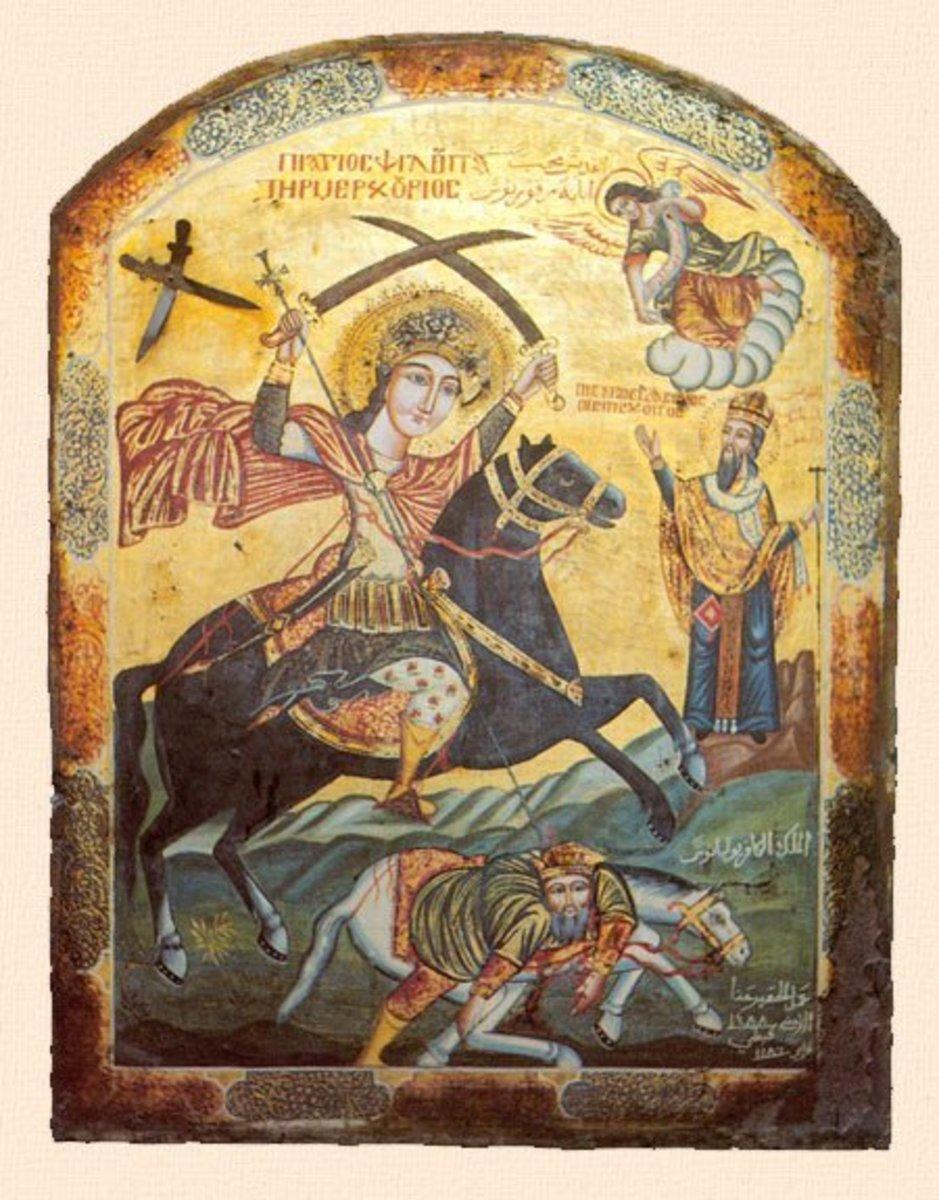 6 Inspiring Badass Saints